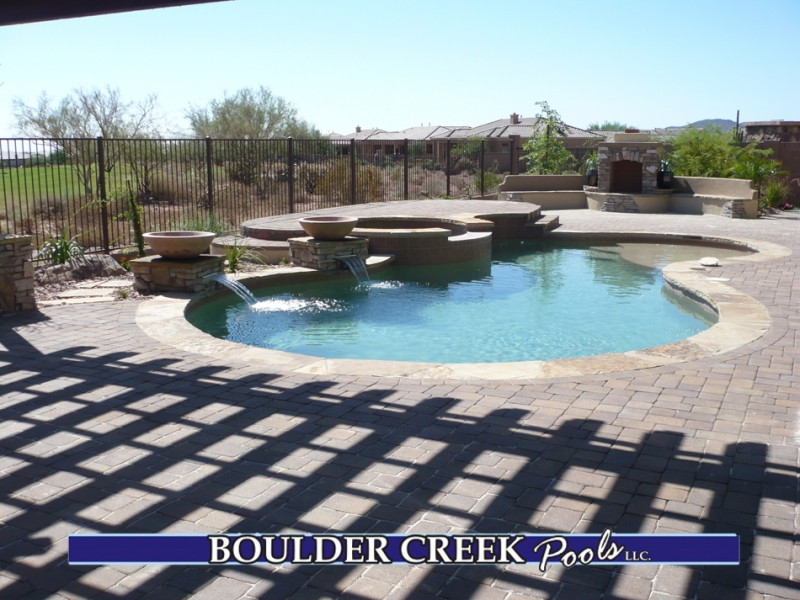 3d virtual pool designs boulder creek pools and spas for Pool design jobs