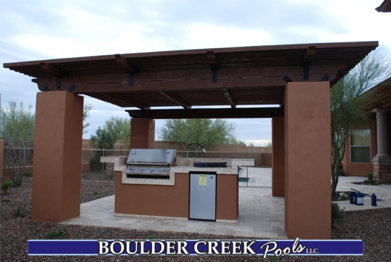 Outdoor Living Spaces Boulder Creek Pools And Spas