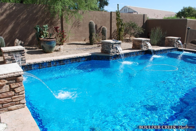 Remodel redesign boulder creek pools and spas for Pool redesign