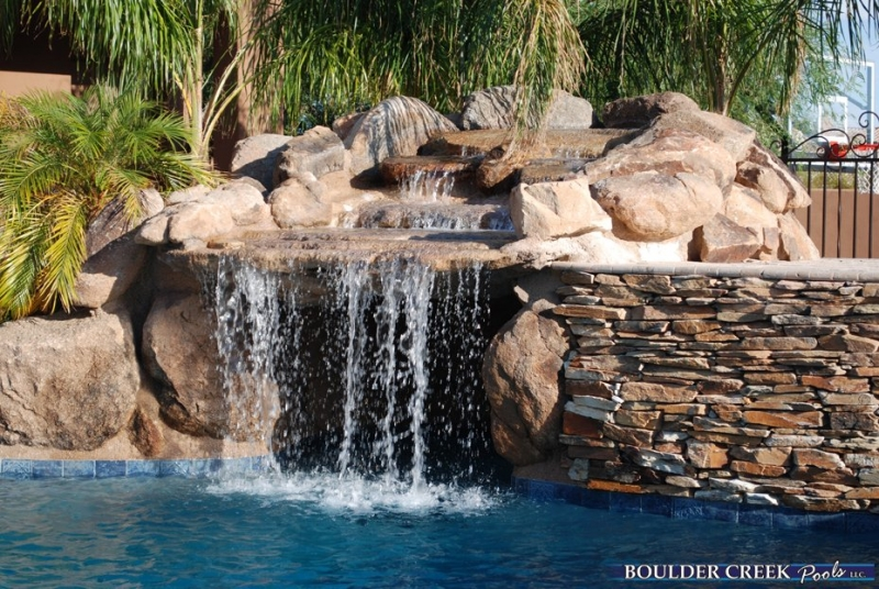 Outdoor living spaces boulder creek pools and spas - Tropical Pools Boulder Creek Pools And Spas