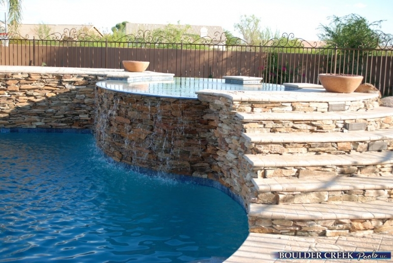 Tropical Pools Boulder Creek Pools And Spas