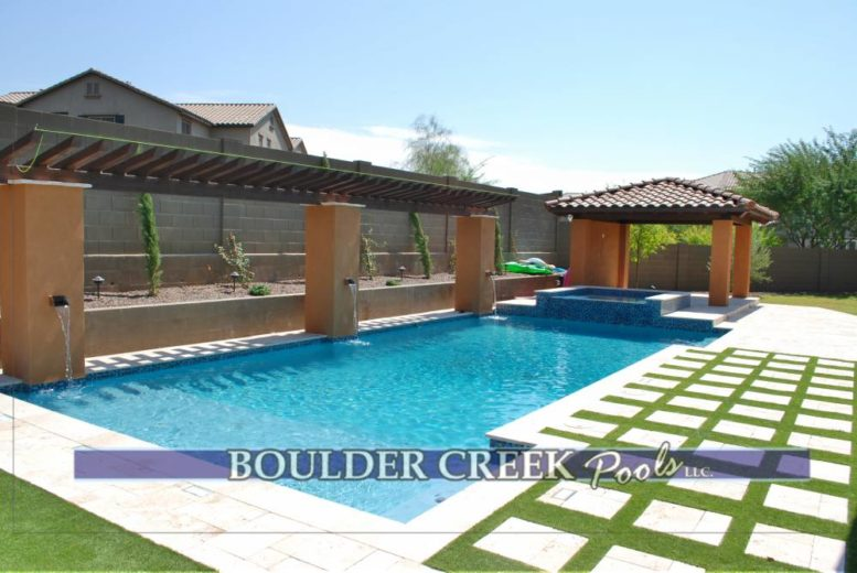 Pool financing boulder creek pools and spas phoenix az for Pool financing